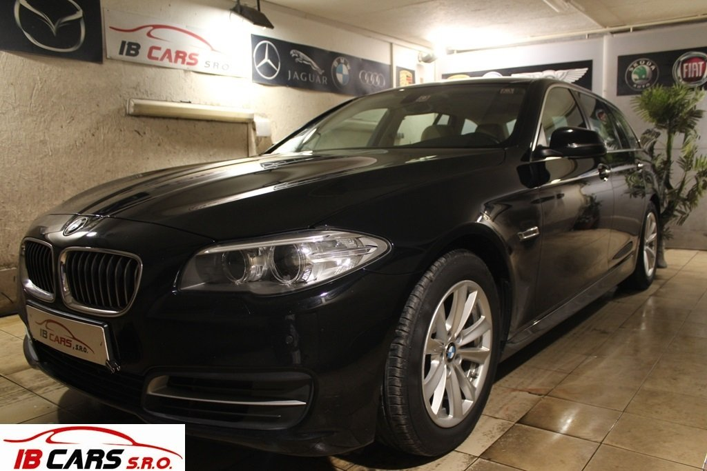 BMW rad 5 Touring 520d 190k A/T