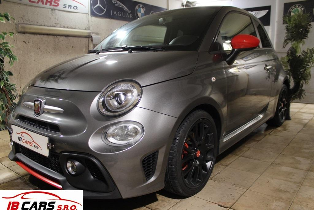 Abarth 595 Pista 959 160 PS