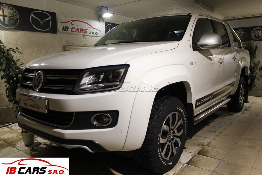 Volkswagen Amarok DC 2.0 BiTDI Highline AT8