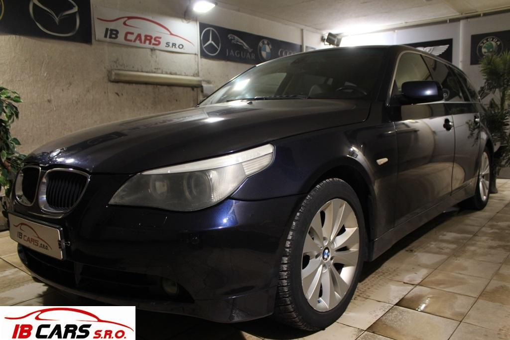 BMW rad 5 Touring 530 dT A/T Model 2005