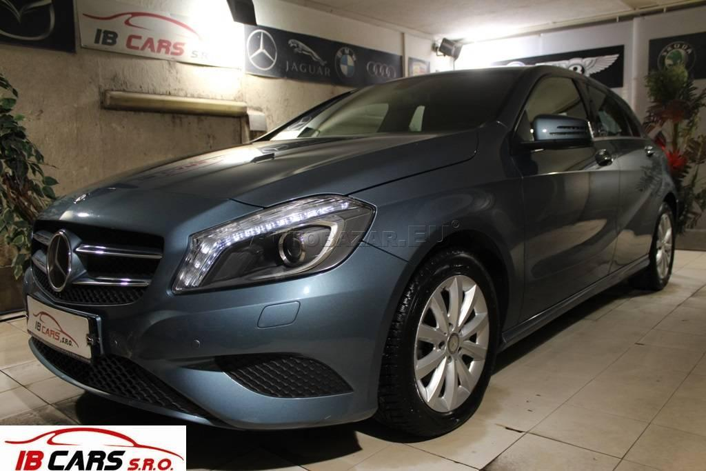 Mercedes A trieda 180 CDI BlueEFFICIENCY /T