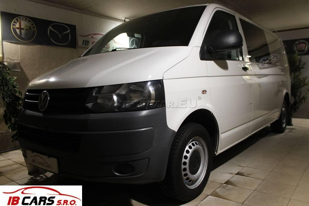Volkswagen T5 Transporter Long