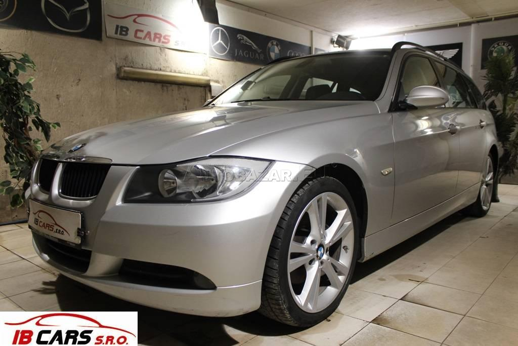 BMW rad 3 Touring 320d  A/T
