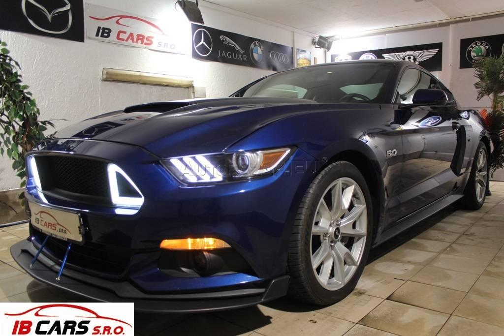 Ford Mustang 5.0 Ti-VCT V8 GT A/T