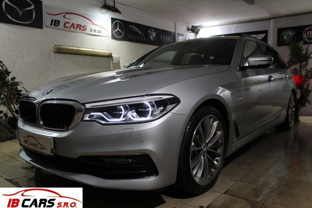 BMW rad 5 Touring 530d xDrive A/T