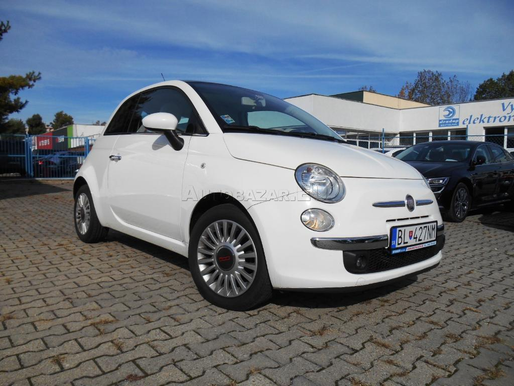 Fiat 500 1.2 Lounges
