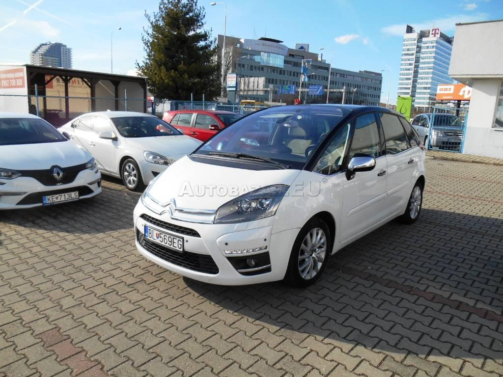 Citroën C4 Picasso 2.0 HDi 16V 150k Exclusives