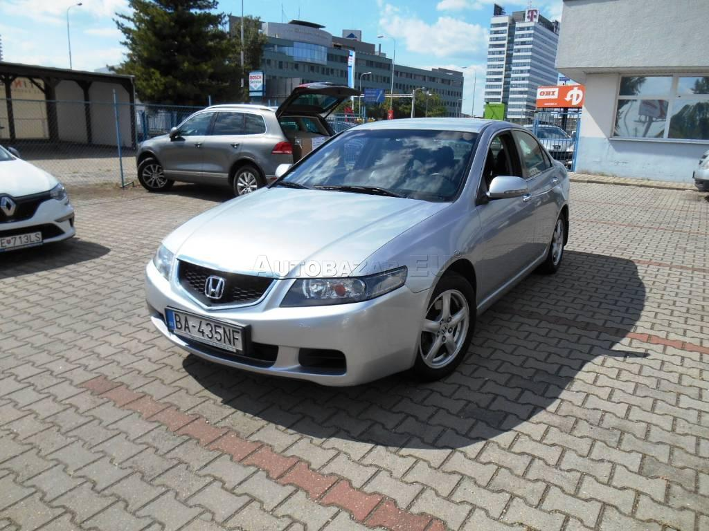 Honda Accord 2.2 CTDi Sports