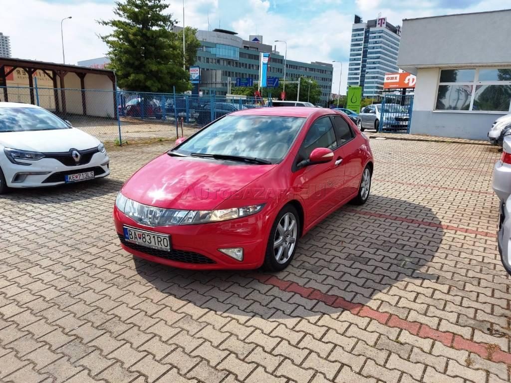 Honda Civic 1.8 VTEC Sports