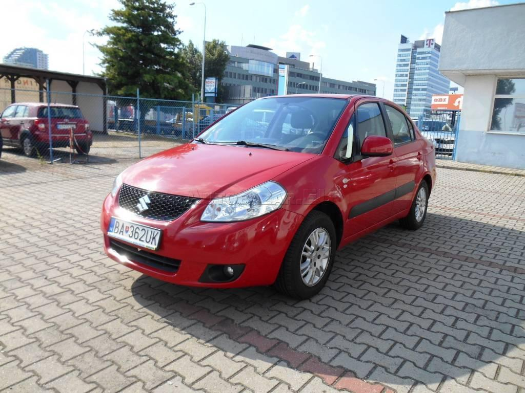 Suzuki SX4 1.6 GS Urban Line ABS, AAC, MP3